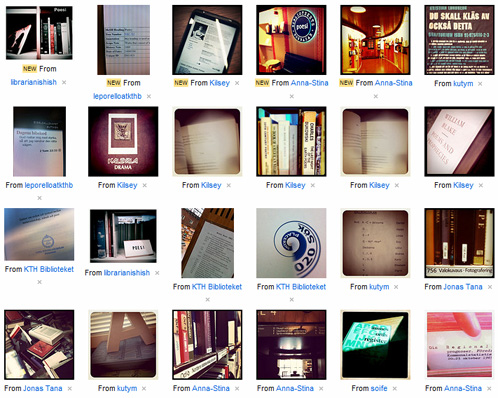 Library Lenz Geeks